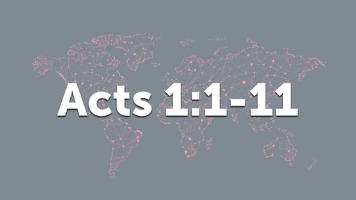 Acts 1:1-11
