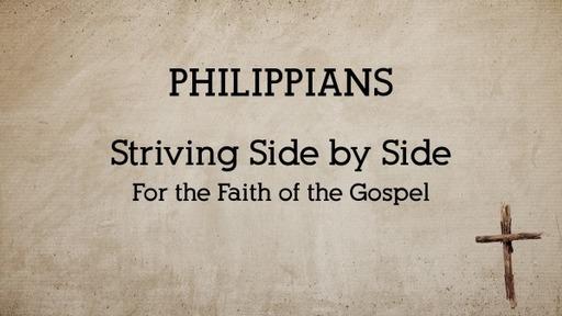 Philippians- Introduction