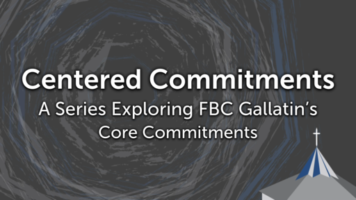 Centered Commitments