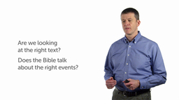 The Basis of the Biblical Text