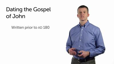 Dating the Gospel of John