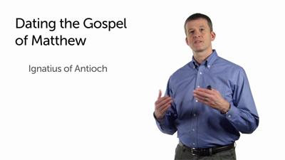 Dating the Gospel of Matthew and Luke