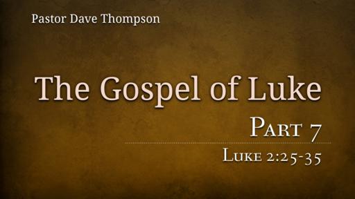 Luke Part 7