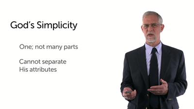 God's Aseity: Simplicity