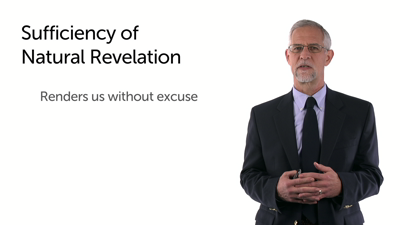 The Sufficiency of Natural Revelation