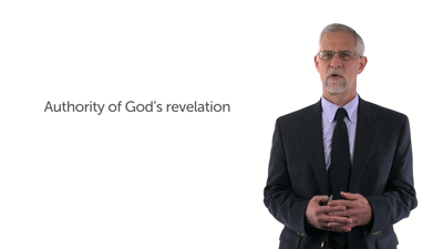 Scripture's Authority: Its Self-Attestation