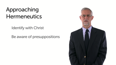 Biblical Theology and Hermeneutics