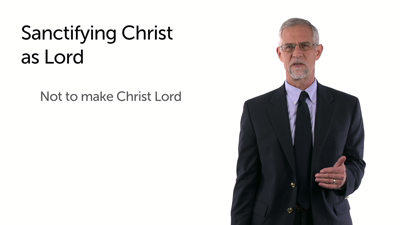Christ as Lord in Apologetics