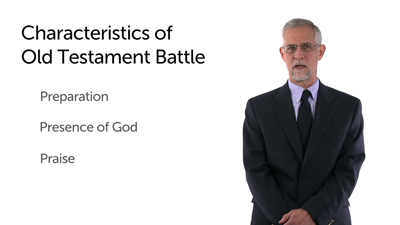 The Lord in Battle: Praise in Victory