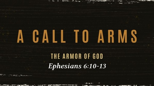 Armor of God: A Call to Arms