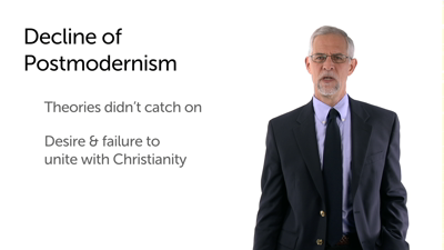 The Demise of Postmodernism