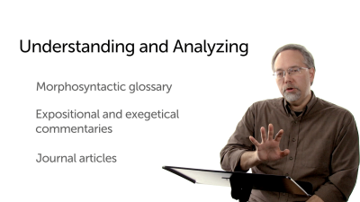 Understanding and Analyzing at the Word Level