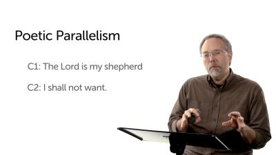 Poetic Parallelism