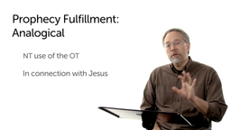 The Analogical Fulfillment of Prophecy