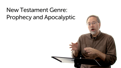 New Testament Prophecy and Apocalyptic