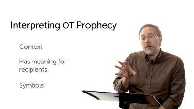 Interpreting Old Testament Prophecy