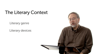 Introduction to Literary Context