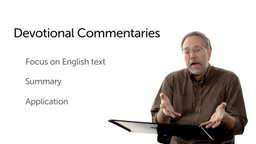 Devotional or Popular Commentaries