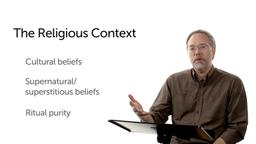 The Religious Context