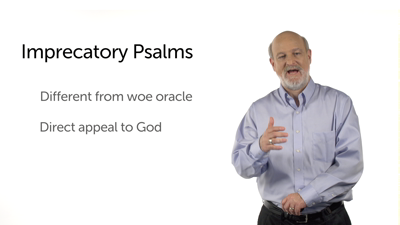 Imprecatory Psalms