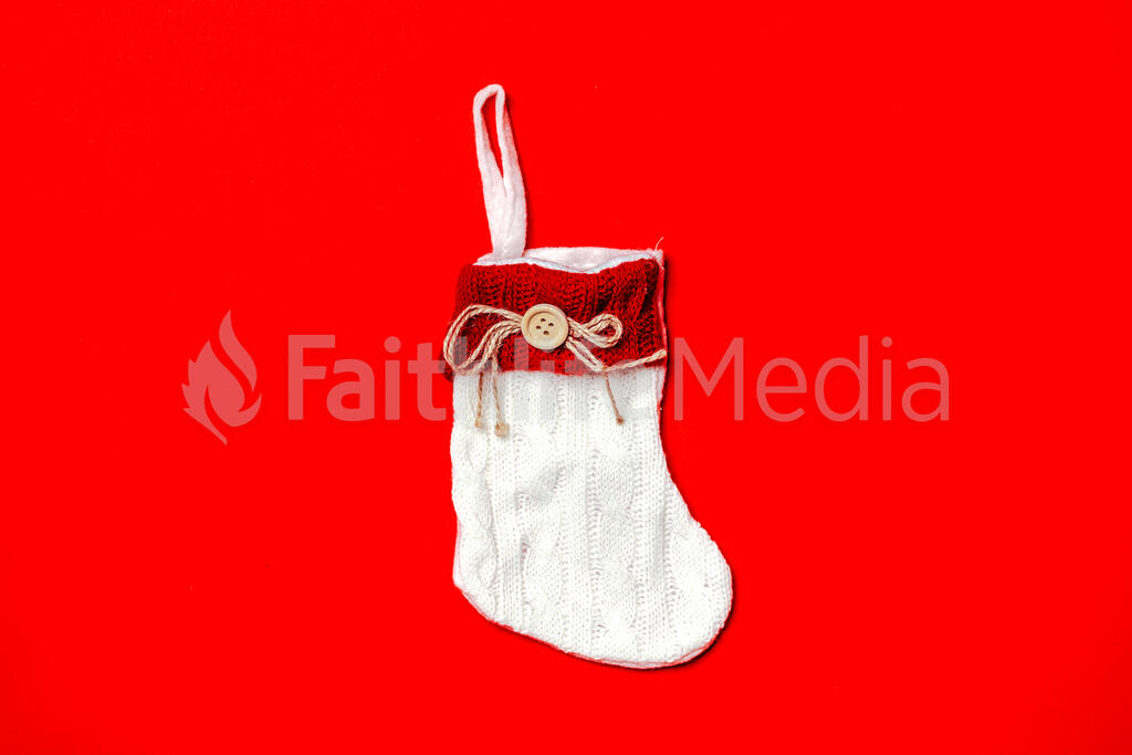 Mini Christmas Stocking large preview
