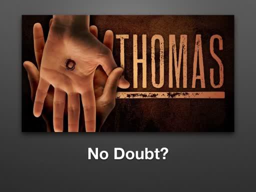 No Doubt?