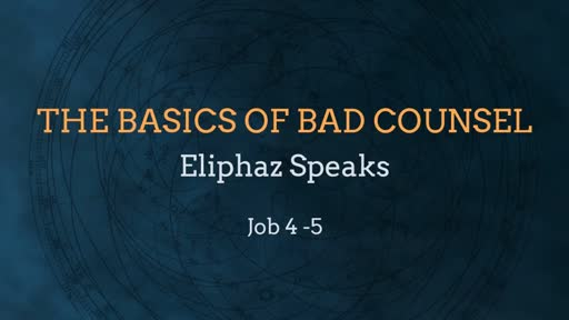 The Basics of Bad Counsel