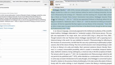 Using Wikipedia and Combing Notes from Different Resources