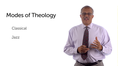 Theology: Modes and Models