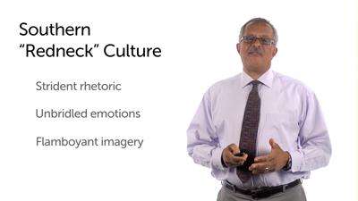 Ghetto Culture: Redneck Characteristics