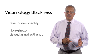 """Phases of Blackness: """"Black Is Ghetto"""""""