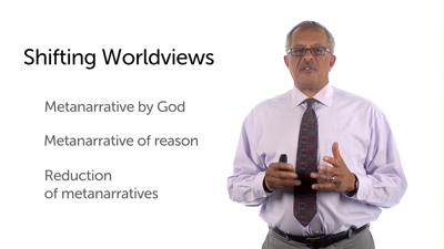 Worldviews: A General Shift