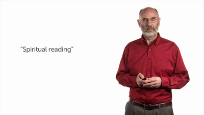 Reading according to the Spirit