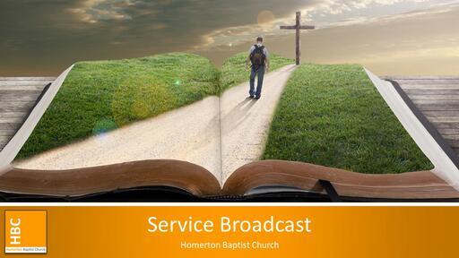 Homerton Baptist Church Live Stream