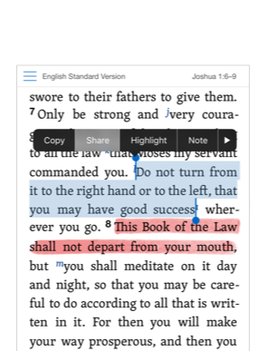 Share a verse