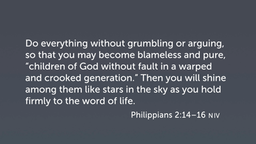 Exodus, Deuteronomy, and Daniel in Philippians