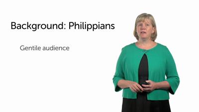 Background to Philippians