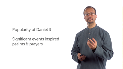 Introduction to the Prayer of Azariah and the Song of the Three Young Men