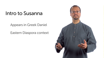 Susanna: Overview and Lessons