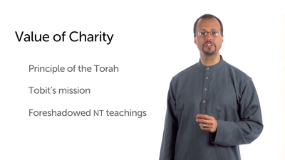 Tobit's Ethical and Theological Contributions