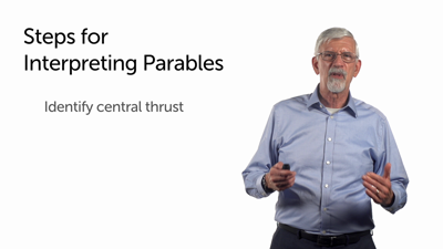 Principles for Interpreting Parables