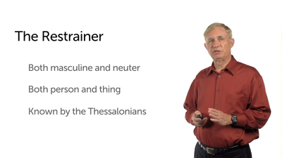 The Restrainer