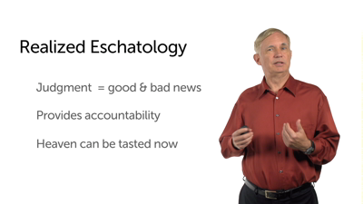 The Difference Eschatology Makes
