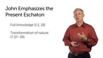 A Realized Eschatology