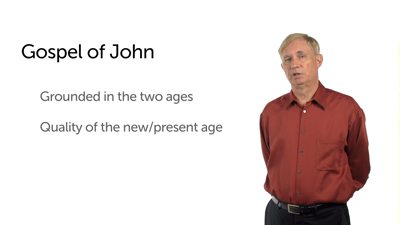 The Background of John's Eschatology