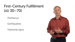 Mark: Fulfillment of the Signs
