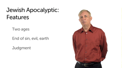 Characteristics of Apocalyptic Eschatology: Two Ages
