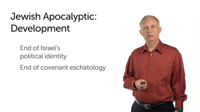 The Context for Jewish Apocalyptic