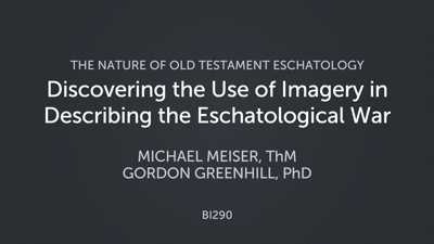 Discovering the Bible's Use of Imagery in Describing War