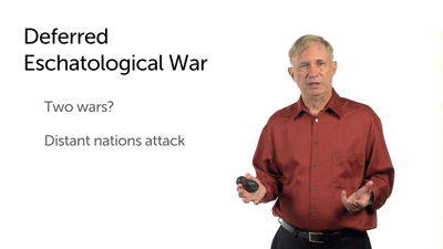 The Eschatological War: Deferred Resistance